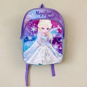 DISNEY Frozen Elsa light-up backpack